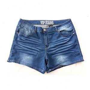 VIP JEAN Shorts Stretch Denim Shorts 16
